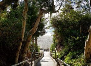 steps leading down thousand steps beach photos laguna beach